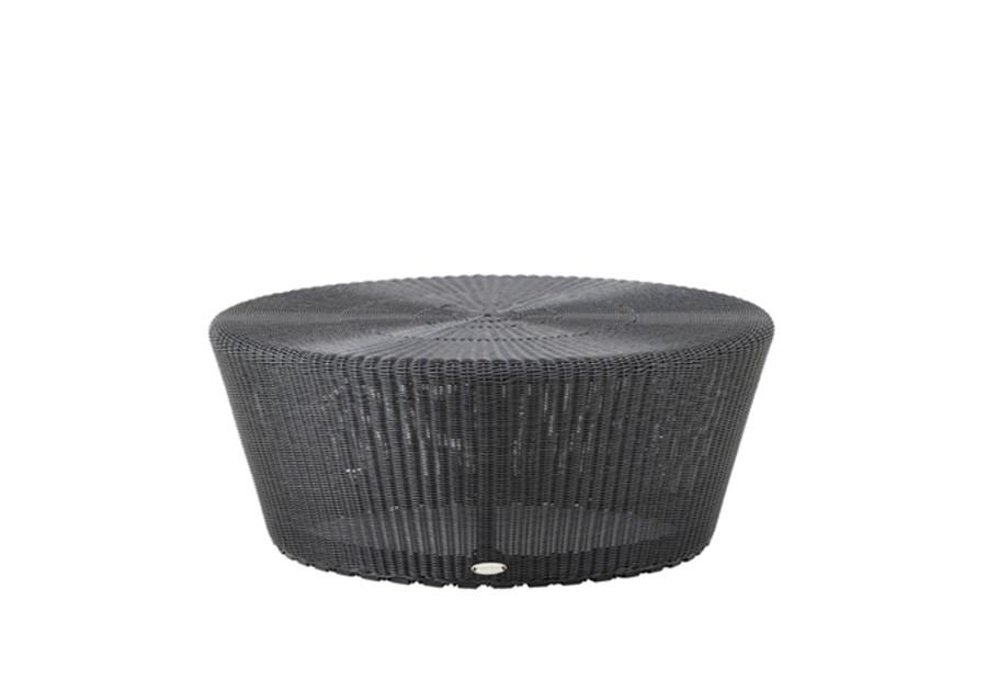 Kingston Large Footstool - Graphite