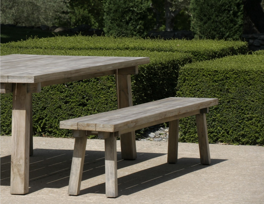 Please note - only the bench is available