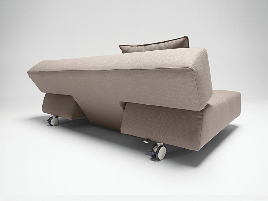 Longhorn Excess Double Sofa Bed by Innovation