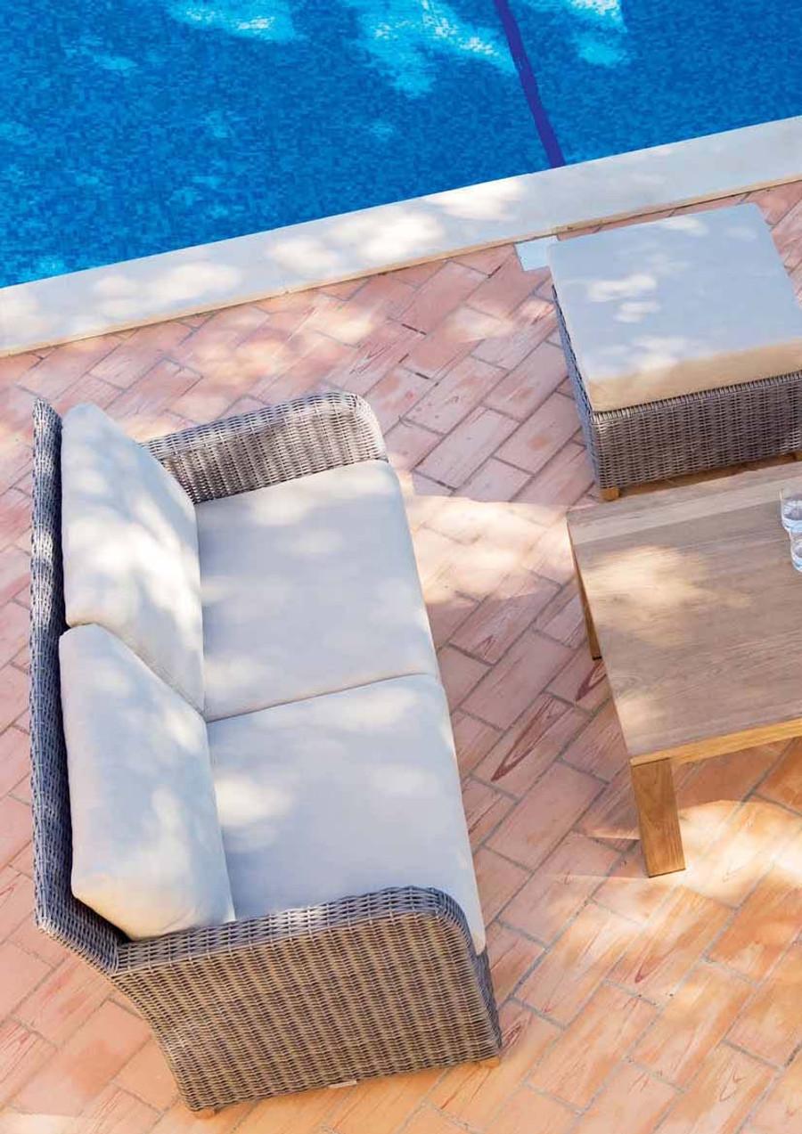 Easy outdoor sofa