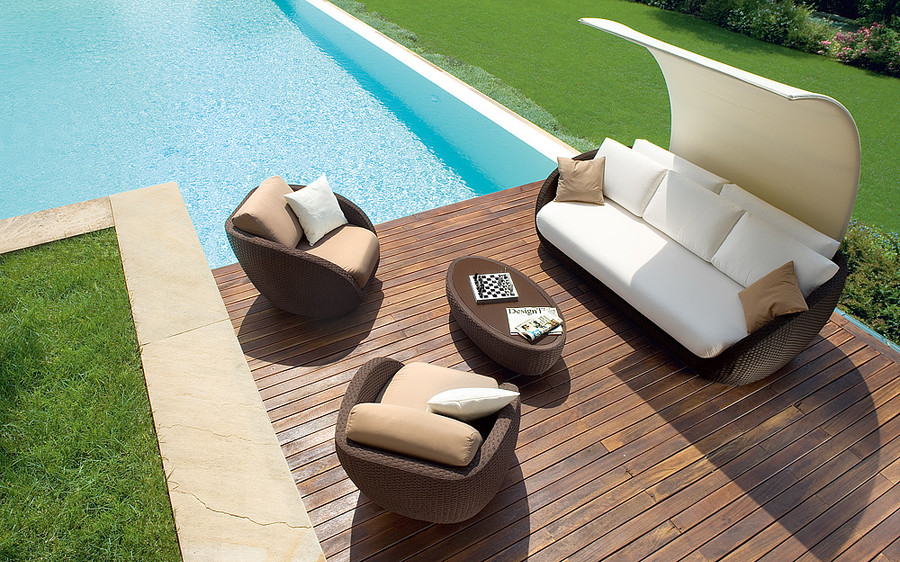 St Tropez lounge chair. From...