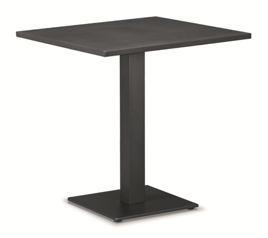Iris outdoor cafe table 70x80
