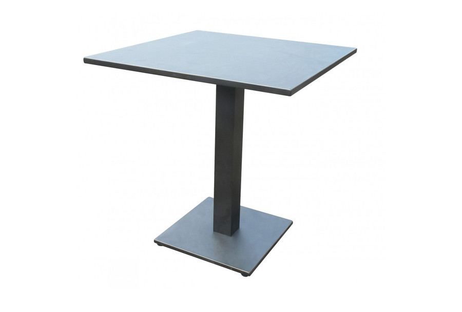 Iris outdoor cafe table 70x80