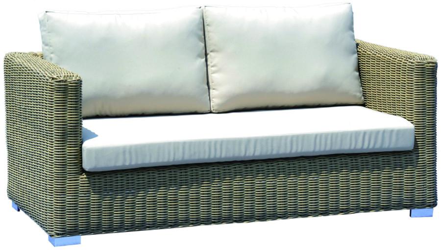 Andes 2 person outdoor sofa