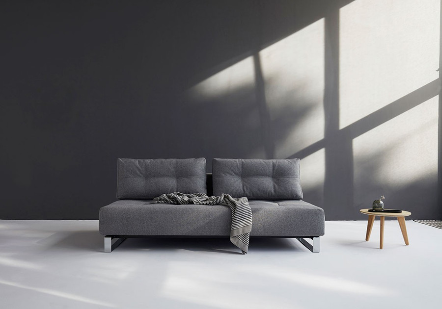 Supreme Deluxe Excess Queen Sofa Bed by Innovation