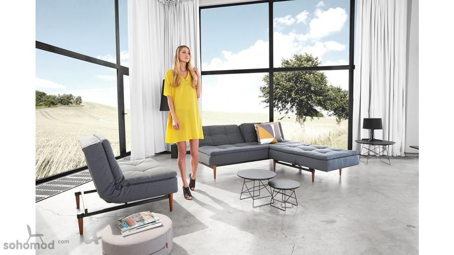 Dublexo Single Sofa Bed by Innovation