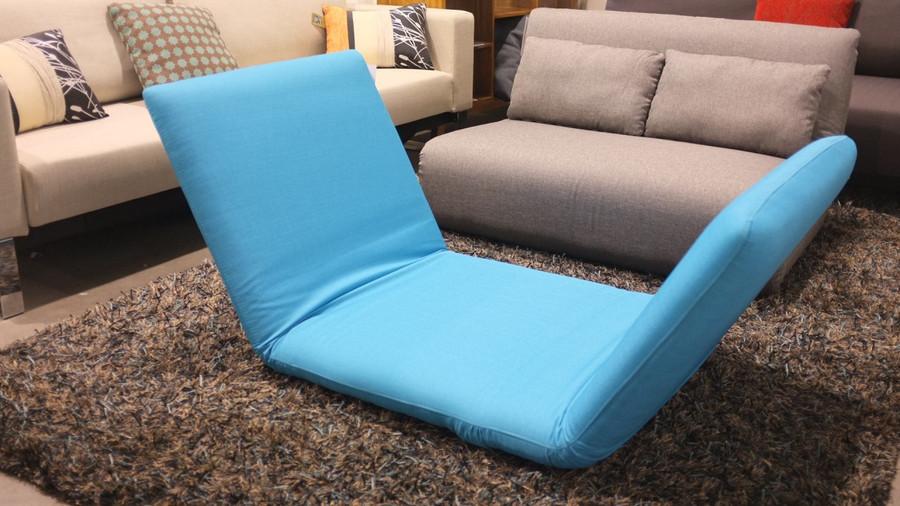 Tri-Fold single sofa bed