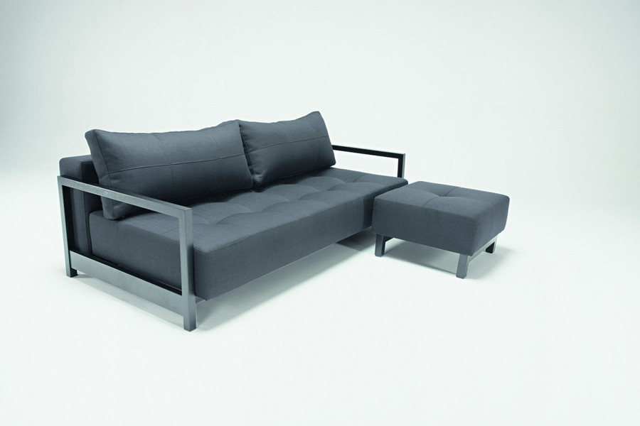 Bifrost deluxe excess dual Queen sofa bed by Innovation