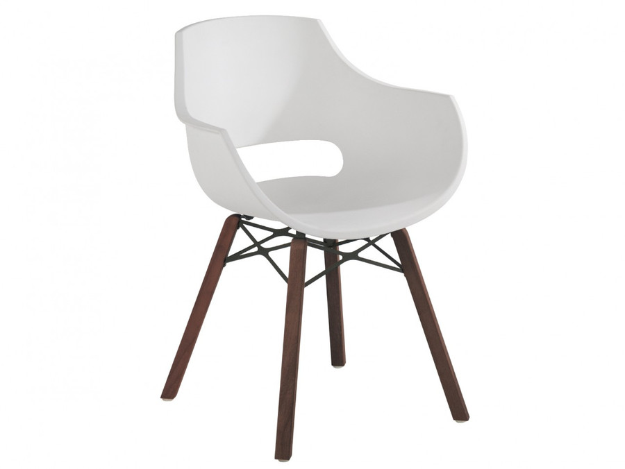 Wox Opal outdoor iroko chair