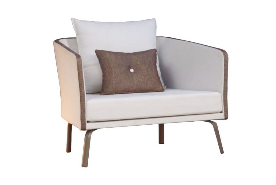 Milo outdoor armchair by Talenti - SAVE 60%