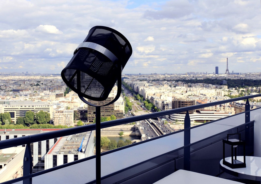 Maiori solar la lampe Paris - various colours