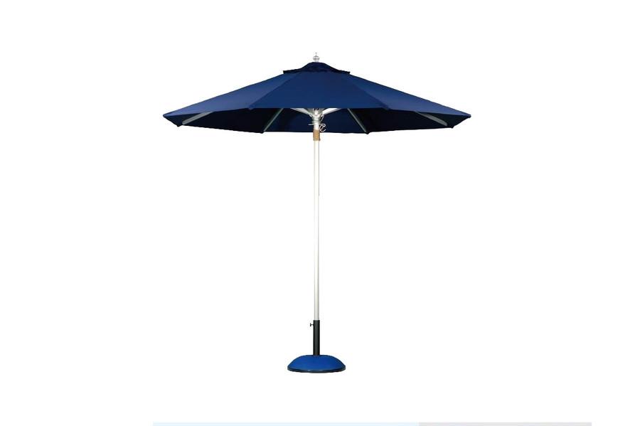 Umbrella Aluminium 2.7M Dia - Catalina By Point