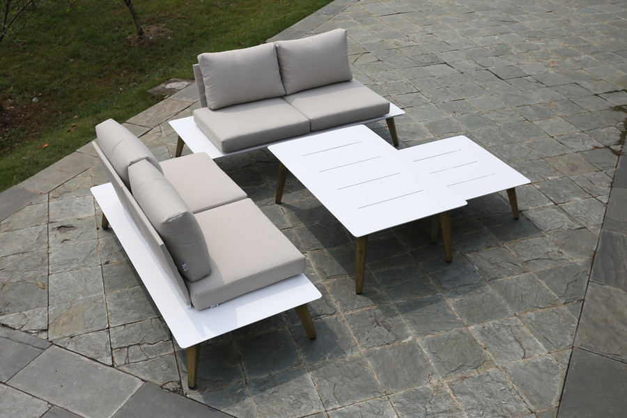 Ponza Outdoor Compact 2 Person Sofa