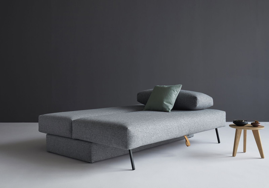 Osvald sofa bed in bed position