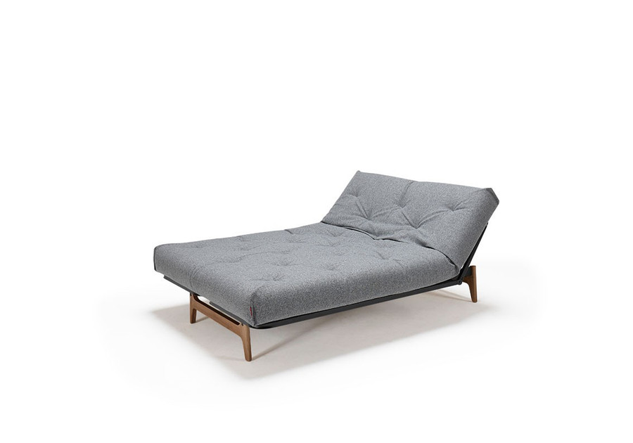 Aslak Double Futon Style Sofa Bed By Innovation