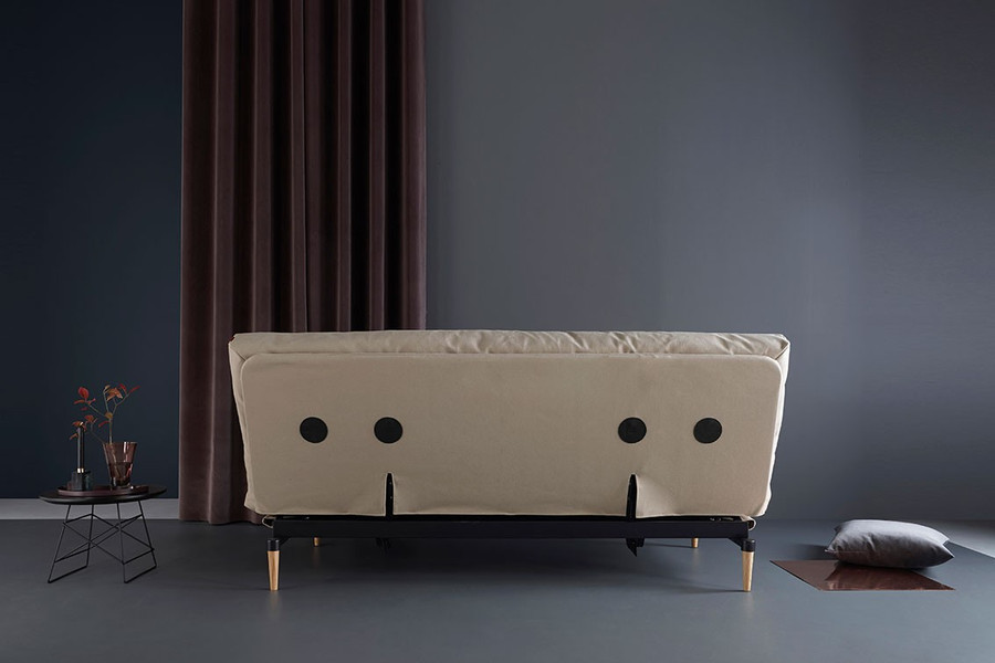 rear view of Colpus sofa bed