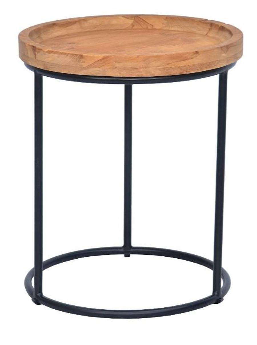 medium island side table - 50W x 60H