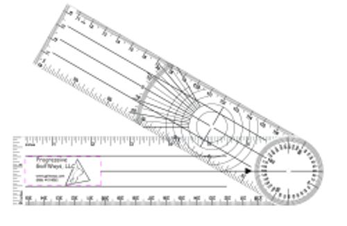 8-inch Universal Goniometer