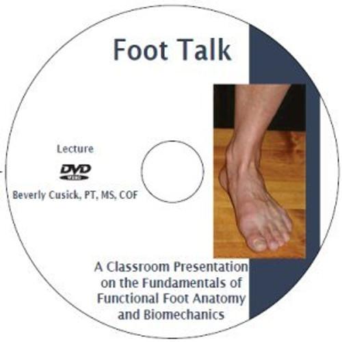 Foot Talk DVD & Resources