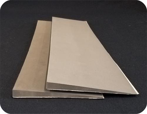 "Posting Wedges - 4 degrees |~10mm edge x 4.5"" x 18"""