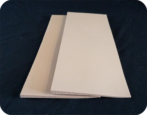 "Posting Wedges - 2 degrees | ~5mm edge x 4.5"" x 18"""