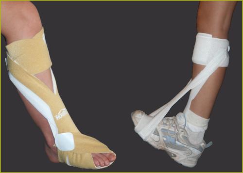 #504C - Ankle Dorsiflexion Assist (DFA) System - Combo Model