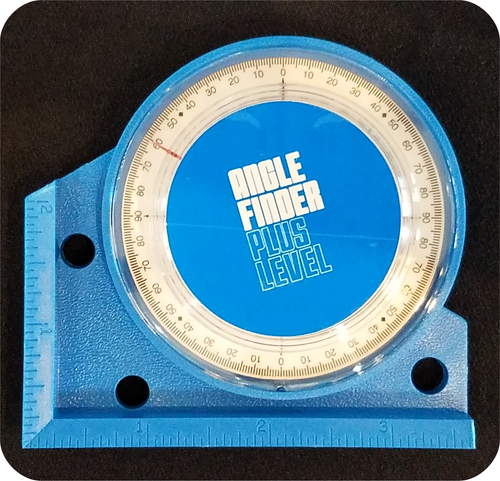 "3.5"" ANGLE FINDER"