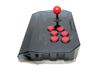 Qanba N1 Arcade Stick [CLEAR BLACK]