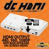 Sega Dreamcast System - White [USA] w/ DCHDMI for Sega Dreamcast at VideoGamesNewYork, VGNY
