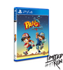 Pang Adventures LRP-26 (Playstation 4)