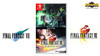 Final Fantasy VII & Final Fantasy VIII REMASTERED - TWIN PACK  (Nintendo Switch) [ENGLISH MULTI LANGUAGE]