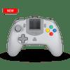 Striker DC Controller - Grey (Sega Dreamcast)