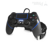 Double-Shock 4 Wired Controller - Black (PlayStation 4)