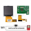 GameBoy Pocket Replacement TFT LCD Kit (v2)