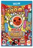 Taiko no Tatsujin: Tokumori! WiiU [Taiko Controller Bundle Set] (Includes Switch Controller adapter)