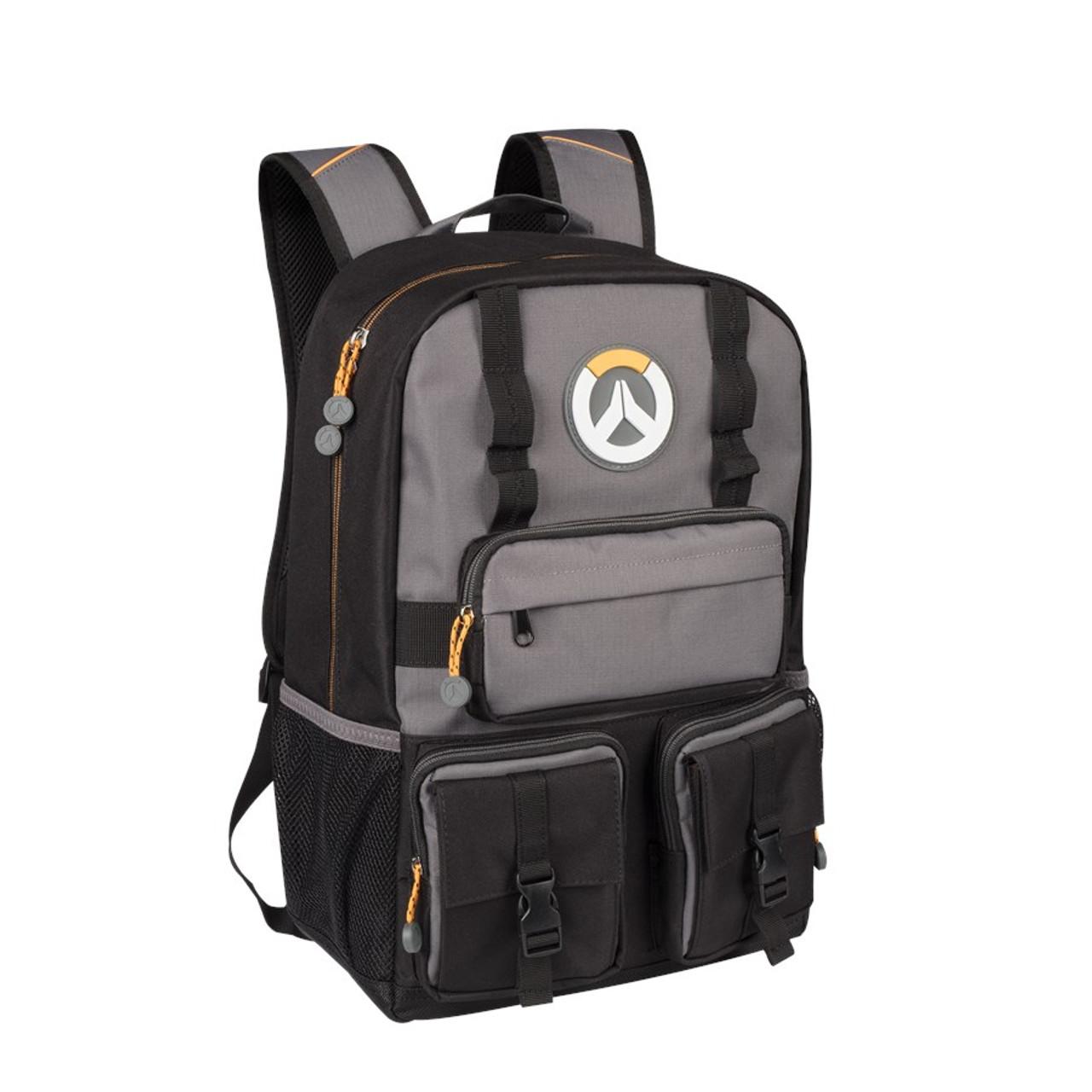 c7741528c1d Overwatch MVP Laptop Backpack - Videogamesnewyork