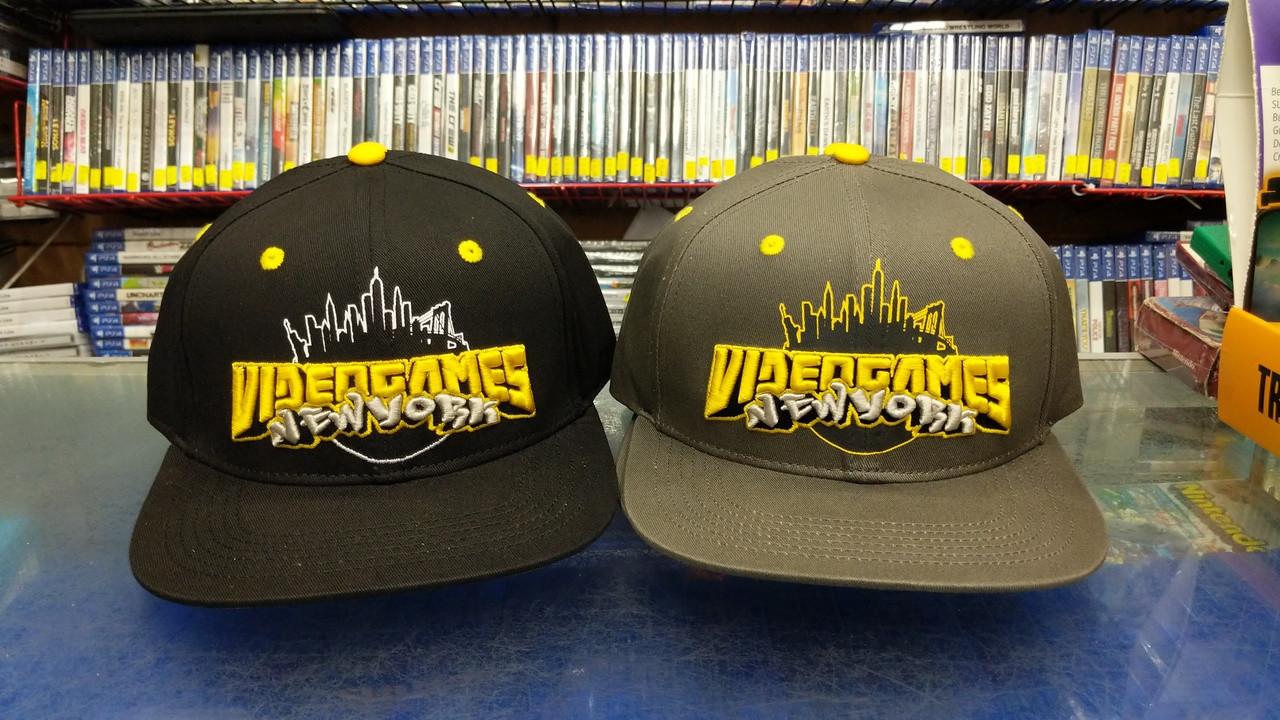 0d7cbe457ea Videogamesnewyork Logo Hat · Videogamesnewyork Logo Hat · Videogamesnewyork  Logo Hat