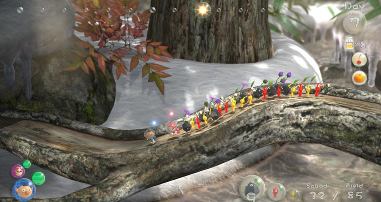 Pikmin 3 For Nintendo Wii U At Videogamesnewyork Ny