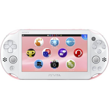 PS Vita Slim 2000 [LITE PINK / WHITE]