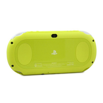 PS Vita Slim 2000 [LIME GREEN / WHITE], PlayStation Vita, VideoGamesNewYork, VGNY
