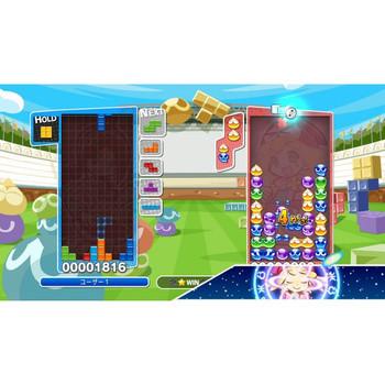 Puyo Puyo Tetris [JAPAN], PlayStation Vita, VideoGamesNewYork, VGNY