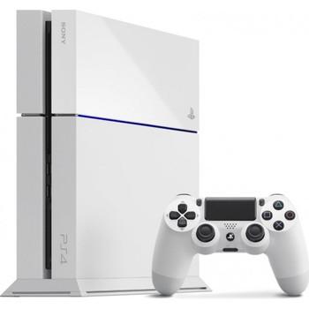 PlayStation 4 System (Glacier White) [JAPAN]