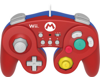 HORI Battle Pad for Wii U - Mario Version