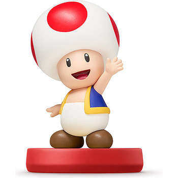 Toad - Mario Party 10 Amiibo - Japan Import
