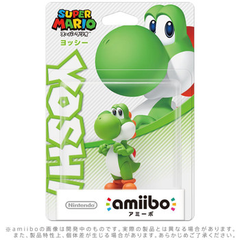 Yoshi - Mario Party 10 Amiibo  - Japan Import
