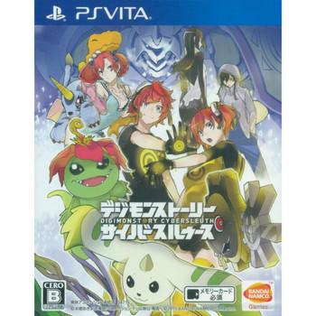 DIGIMON STORY CYBER SLEUTH [JAPAN], PlayStation Vita, VideoGamesNewYork, VGNY