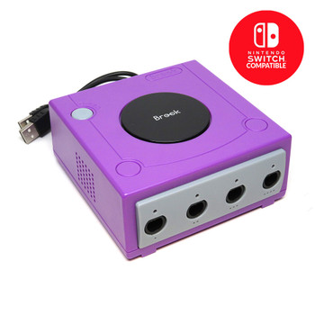 GameCube Controller Adapter for Nintendo Switch (Nintendo Switch)