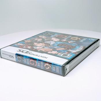 999: 9 HOURS, 9 PERSONS, 9 DOORS - Original Cover (Nintendo DS)
