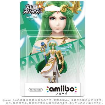 Palutena Amiibo  - Japan Import