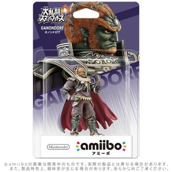 Ganondorf Amiibo - Japan Import
